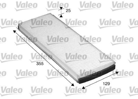 VALEO valeo polen filtresi transit ft 300s 24tdi 012001 2006 698762